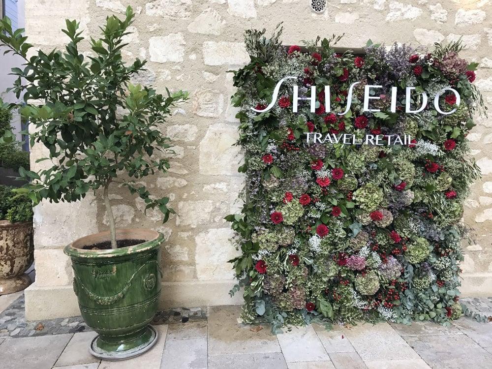 décors floraux Entreprise